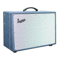 SUPRO Royal Reverb 1650RT Padded Canvas Amp Cover by COVER IT! Australia