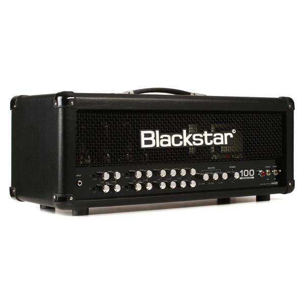BLACKSTAR Series One 104EL34 head Cover by COVER IT! Australia