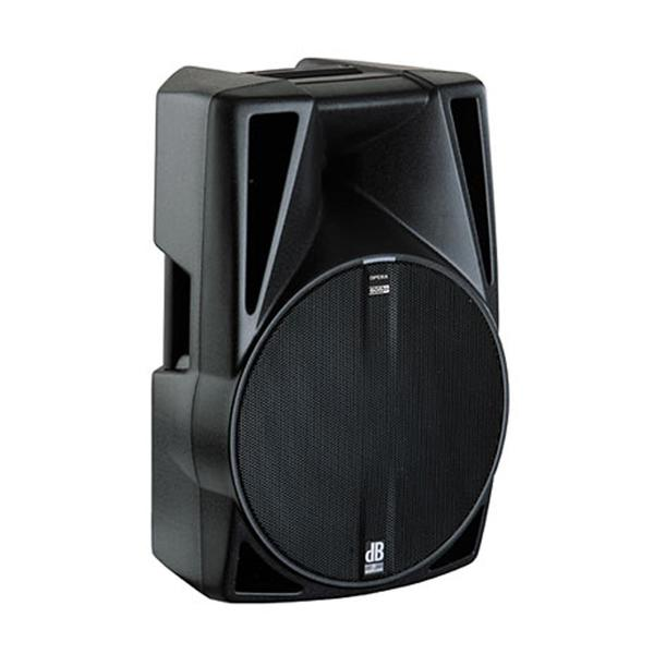 DB TECHNOLOGIES Opera 605 D Padded Canvas Speaker Cover by COVER IT! Australia